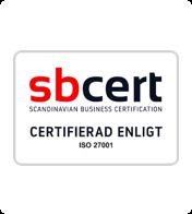Certificate sbcert